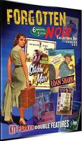 Forgotten Noir Collector's Set V 1-3 - (Region 1 Import DVD)