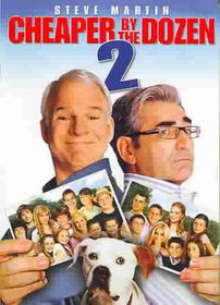 Cheaper by the Dozen 2 - (Region 1 Import DVD)