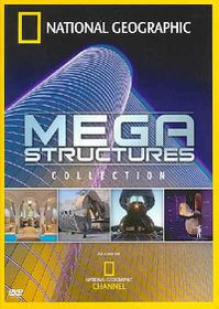 Mega Structures - (Region 1 Import DVD)
