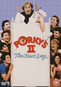 Porky's II: The Next Day - (DVD)