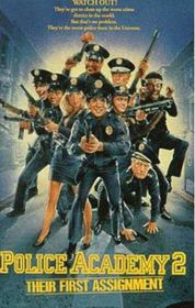 Police Academy 2: Their First Assignment - (DVD)