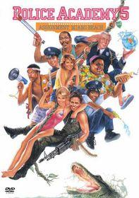 Police Academy 5: Assignment: Miami Beach - (DVD)