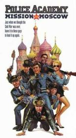 Police Academy 7: Mission to Moscow (DVD)