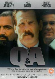 Q & A - (DVD)