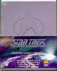 Star Trek The Next Generation - Season 1 - (DVD)