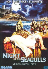 Night of the Seagulls - (Region 1 Import DVD)