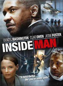 Inside Man - (Region 1 Import DVD)