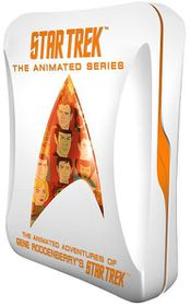Star Trek: The Animated Series: The Animated Adventures of Gene Roddenberry's Star Trek - (Region 1 Import DVD)