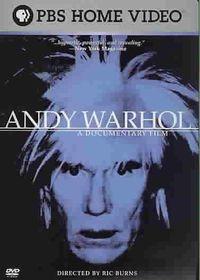 Andy Warthol - (Region 1 Import DVD)