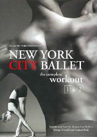 New York City Ballet - The Complete Workout 1 & 2 - (Region 1 Import DVD)