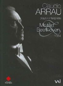 Claudio Arrau Plays Mozart and Beethoven - (Region 1 Import DVD)