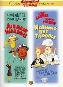Laurel and Hardy:Air Raid Wardensnot - (Region 1 Import DVD)