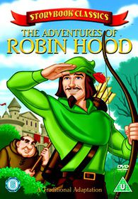 Adventures Of Robin Hood - (Import DVD)