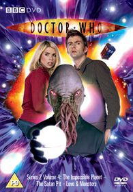 Doctor Who - Series 2 Vol.4 (Tennant) - (Import DVD)