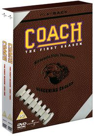 Coach-Season 1 - (Import DVD)