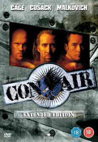 Con Air Extended Cut - (Import DVD)