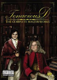 Vd - Tenacious D - Complete Masterworks (DVD)