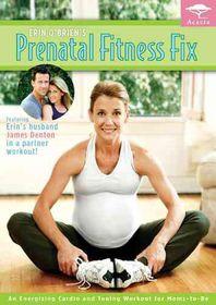 Prenatal Fitness Fix - (Region 1 Import DVD)