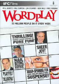 Wordplay - (Region 1 Import DVD)
