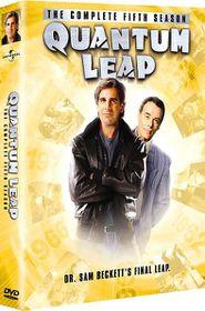 Quantum Leap:Complete Fifth Season - (Region 1 Import DVD)