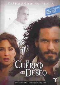 El Cuerpo Del Deseo - (Region 1 Import DVD)