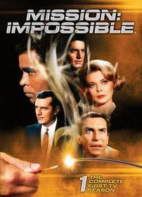 Mission: Impossible - The Complete First Season - (Region 1 Import DVD)