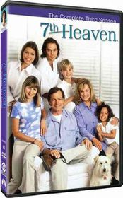 7th Heaven:Complete Third Season -(parallel import - Region 1)