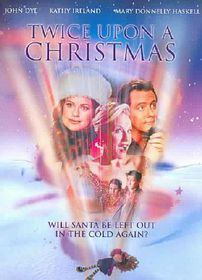 Twice Upon a Christmas - (Region 1 Import DVD)