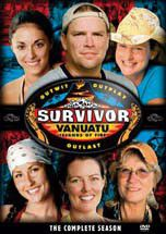 Survivor:Vanuatu Complete Season - (Region 1 Import DVD)