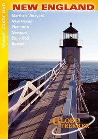 Globe Trekker:New England - (Region 1 Import DVD)