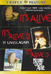 It's Alive 1/It's Alive 2/It's Alive - (Region 1 Import DVD)