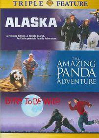 Born to Be Wildalaskaamazing Panda - (Region 1 Import DVD)