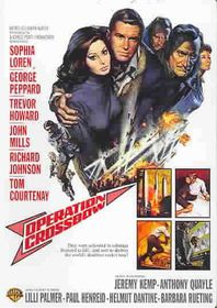 Operation Crossbow - (Region 1 Import DVD)