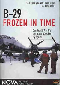 B 29 Frozen in Time - (Region 1 Import DVD)