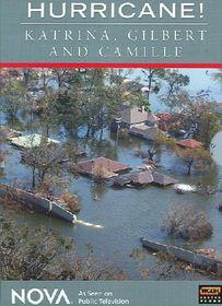 Nova - Hurricane!: Katrina, Gilbert, And Camille - (Region 1 Import DVD)