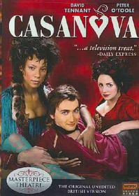 Casanova - (Region 1 Import DVD)