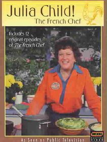 Julia Child:French Chef - (Region 1 Import DVD)