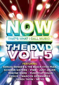 Now the DVD Vol. 5 (DVD)
