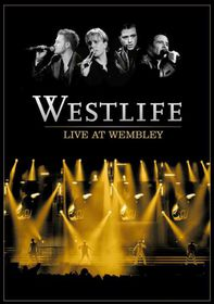 WESTLIFE - Live At Wembley (CD)