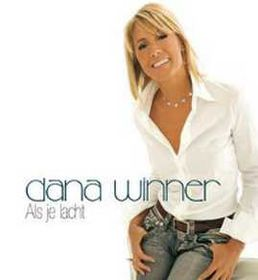Winner Dana - Als Je Lacht (CD)