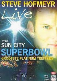 Hofmeyr Steve - Grootste Platinum Treffers - Live At Sun City Superbowl (DVD)