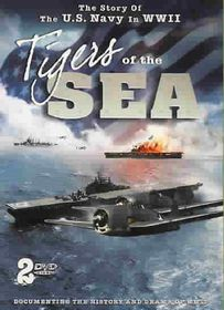 Tigers of the Sea - (Region 1 Import DVD)