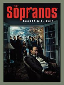 Sopranos:Season 6 Part 1 - (Region 1 Import DVD)
