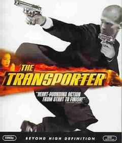 Transporter - (Region A Import Blu-ray Disc)