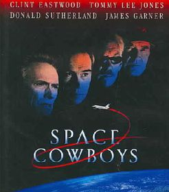 Space Cowboys - (Region A Import Blu-ray Disc)