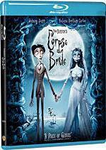 Tim Burton's Corpse Bride - (Region A Import Blu-ray Disc)