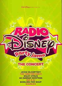 Radio Disney Party Jams - (Region 1 Import DVD)