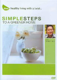 Simple Steps to a Greener Home with Danny Seo - (Region 1 Import DVD)