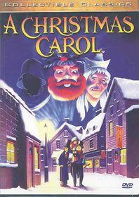 Christmas Carol - (Region 1 Import DVD)