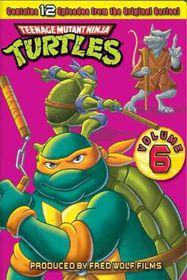 Teenage Mutant Ninja Turtles Vol 6 - (Region 1 Import DVD)
